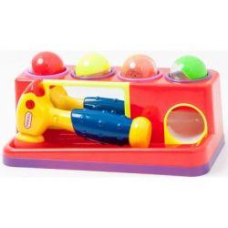 Развивающая игрушка Mommy Love Веселый молоточек (599)