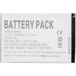 Аккумуляторная батарея PowerPlant HTC CHT9110 (P3600i, VX6800, E616, D810). (DV00DV6153)