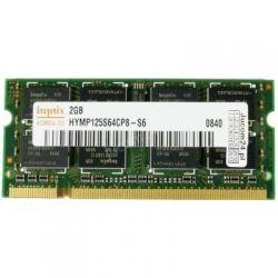 Модуль памяти для ноутбука SoDIMM DDR2 2GB 800 MHz Hynix (HYMP125S64CP8-S6)