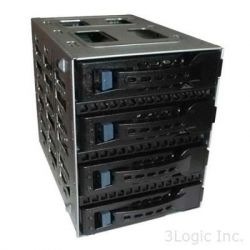"Корзина для накопителя CSV на 2 HDD3,5"" або 4 HDD 2.5"" (CSV_HDD_rack)"