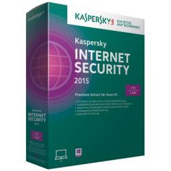 Программная продукция Kaspersky Internet Security 2015 Multi-Device 1 ПК 1 год Base Box (KL1941OUAFS)