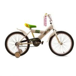 "Детский велосипед Premier kids Enjoy 20"" white (13918)"