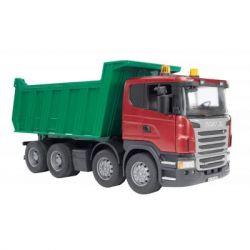 Спецтехника Bruder Самосвал Scania М1:16 (3550)