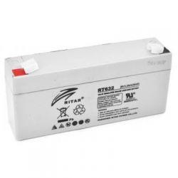 Батарея к ИБП Ritar AGM RT632, 6V-3.2Ah (RT632)