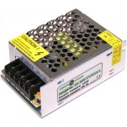 Блок питания для LED лент Green Vision, 12V, 24W, 2A, импульсный (GV-SPS-C 12V2A-L)