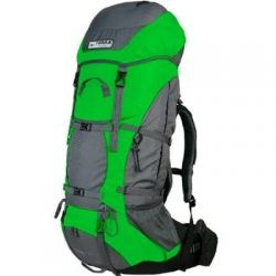 Рюкзак Terra Incognita Titan 60 зеленый/серый