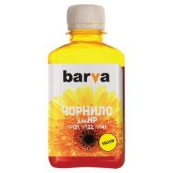 Чернила BARVA HP CB337/CC643/CH562 YELLOW 180 г (H141-180)
