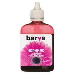 Чернила BARVA EPSON T0813 (1410/P50/T50/R270/TX650) MAGENTA 90 г (E081-326)
