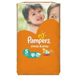 Подгузник Pampers Sleep & Play Junior (11-18 кг), 11шт (4015400147749)