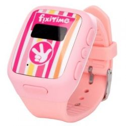 Фитнес браслет FixiTime Smart Watch Pink (FT-101P)