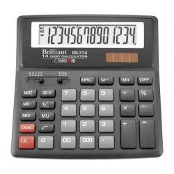Калькулятор Brilliant BS-314