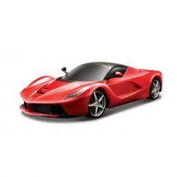 Машина Bburago Laferrari красный 1:24 (18-26001_red)