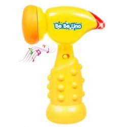 Развивающая игрушка BeBeLino Музыкальный молоточек (57050)