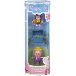 Фигурка PEPPA Серии Принцесса Принцесса Пеппа и Сэр Джордж Голд (05866-4)