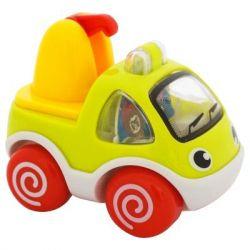 Развивающая игрушка BeBeLino Тягач Быстрый помощник (57036-6)