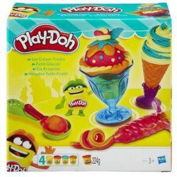 Набор для творчества Hasbro Play-Doh Инструменты мороженщика (B1857)