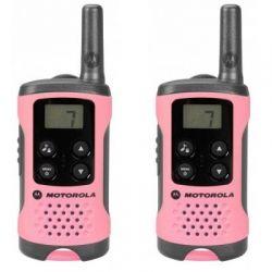 Портативная рация Motorola TLKR T41 Pink (P14MAA03A1BN)