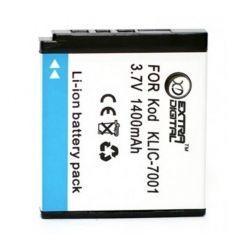 Аккумулятор к фото/видео EXTRADIGITAL Kodak KLIC-7001 (DV00DV1153)