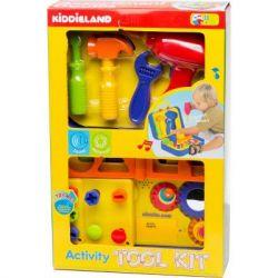 Развивающая игрушка Kiddieland Маленький столяр (27722)