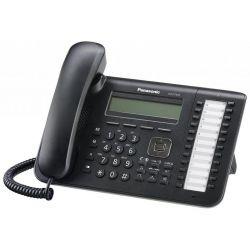 Системний IP-телефон (чорний) KX-NT543RU-B PANASONIC KX-NT543RU-B