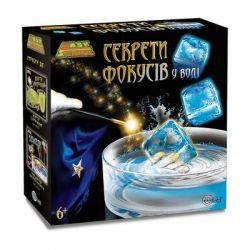 Настольная игра Easy Science Секреты фокусов в воде (45030)