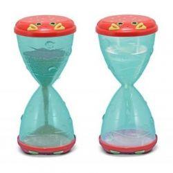 Игровой набор Melissa&Doug Песочные/водные часы Мистер Краб (MD6409)