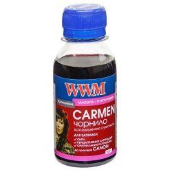 Чернила WWM CANON UNIVERSAL CARMEN 100g Magenta (CU/M-2)
