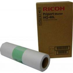 Мастер-пленка Ricoh, А3, 200 кадр / 110 м, CP6244/DX4542/DX4545/DD4450/JP4500 (Type 40L / 893196)