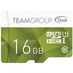 Карта памяти Team 16GB microSD Class10 UHS-I (TCUSDH16GUHS02)