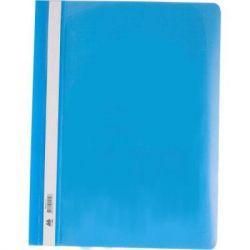 Папка-скоросшиватель BUROMAX А4, PP, sky-blue (BM.3311-14)