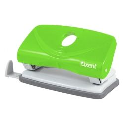 Дырокол Axent Welle-2 plastic, 10sheets, light green (3811-09-А)
