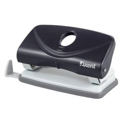 Дырокол Axent Welle-2 plastic, 10sheets, black (3810-01-А)