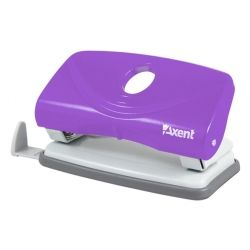 Дырокол Axent Welle-2 plastic, 10sheets, purple (3811-11-А)