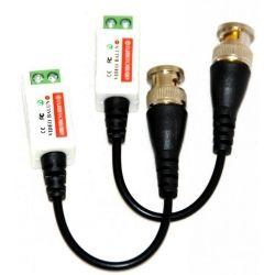 Приемопередатчик Green Vision, по витой паре, пассивный, одноканальный, до 600 м, комплект из 2-ух шт (GV-01HD P-03)