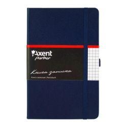 Канцелярская книга Axent Partner, 125*195, 96sheets, square, blue (8201-02-А)