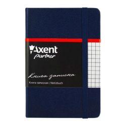 Канцелярская книга Axent Partner, 95*140, 96sheets, square, blue (8301-02-А)