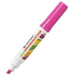 Маркер Centropen Fax 8052 1-4,6 мм, chisel tip, pink (8052/09)