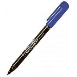 Маркер Centropen Permanent 2846 1 мм blue (2846/03)