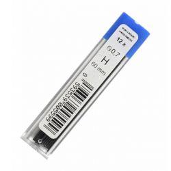 Грифель для механического карандаша KOH-I-NOOR 4162.H, 0.7 мм, 12шт (416200H007PK)