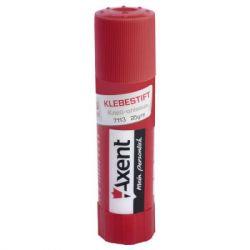 Клей Axent Glue stick PVP, 25 g (display) (7113-А)