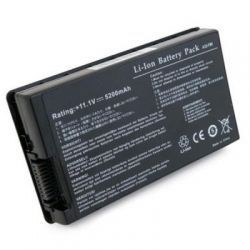 Аккумулятор для ноутбука Asus X61 (A32-F80) 11.1V 5200mAh EXTRADIGITAL (BNA3967)