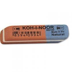 Ластик KOH-I-NOOR combined eraser BlueStar, 6521/60 (6521060010KD)