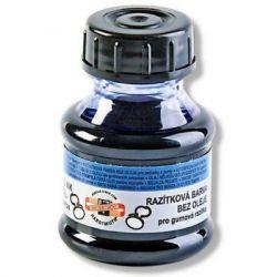Краска штемпельная Koh-i-Noor 50 мл., blue (142503)