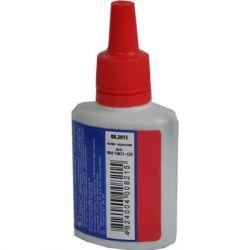 Краска штемпельная Buromax 30мл, red (BM.1901-03)