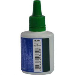 Краска штемпельная Buromax 30мл, green (BM.1901-04)