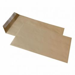 Конверт Куверт В4 (250х353мм) kraft paper, Peel & Seal (5240)