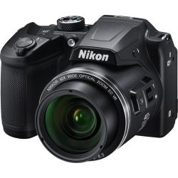 Цифровой фотоаппарат Nikon Coolpix B500 Black (VNA951E1)