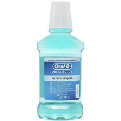 Ополаскиватель для полости рта Oral-B Pro-Expert Мультизащита 250 мл (5013965797347)