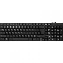 Клавиатура Defender Accent SB-720 USB black (45720)