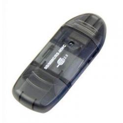 Считыватель флеш-карт ST-Lab SD/ SDHC/ MMC /RS-MMC (U-371 black)